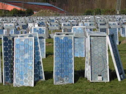 Solaripedia Recycling Solar Pv Panels