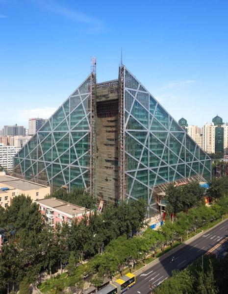 Parkview Green In Beijing Arup