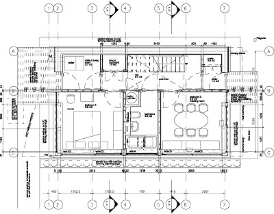 Zero Energy Home Design Floor Plans earth sheltered home designs Lighthouse Zero Energy Home Main Floor Plan