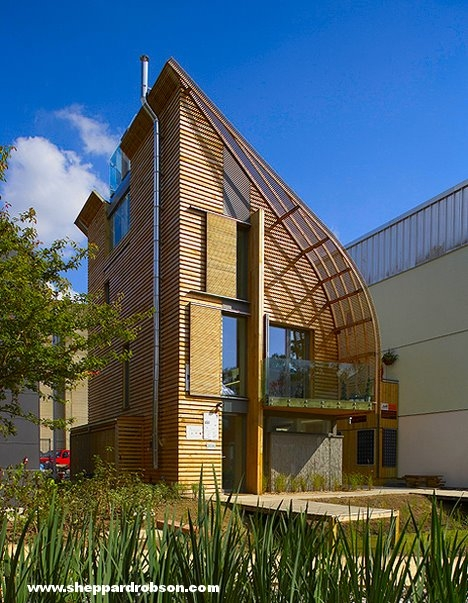 Solaripedia Green Architecture Building Projects In