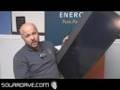 Watch Tile Roof Solar Panel Installation