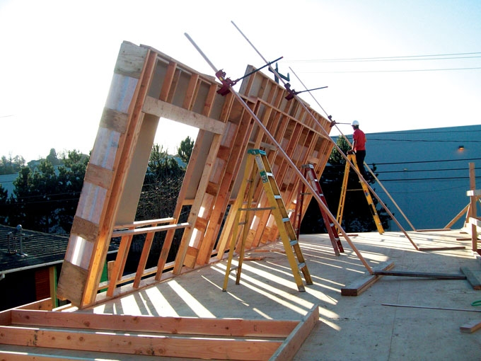 Passive house projects us