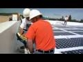 Watch Thin Film Solar PV Installed in One Day