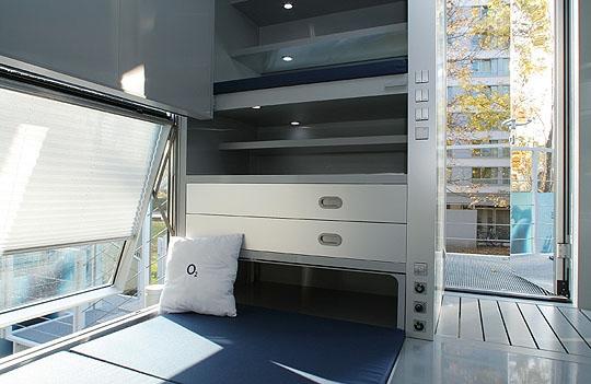micro compact home interior 2 - Micro Compact Home Floor Plan