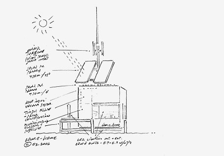 micro compact low e sketch - Micro Compact Home Floor Plan