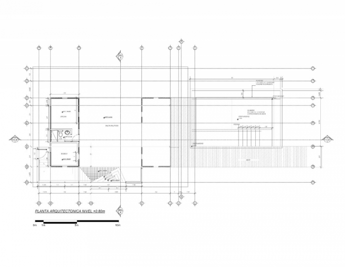 Solaripedia Green Architecture Building – Costa Rica Home Floor Plans