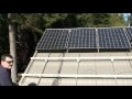 Watch Ellis Residence PV Installation Thumbnail