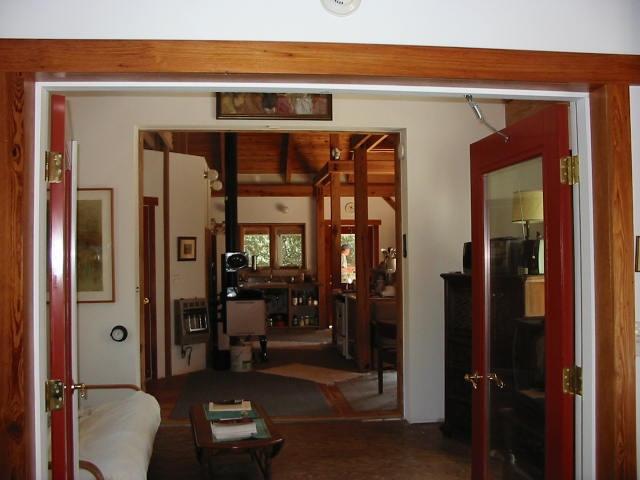 Florida Solar Cracker House Interior