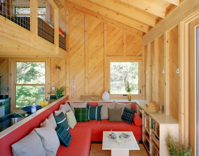 Дизайн крыш маленьких домов