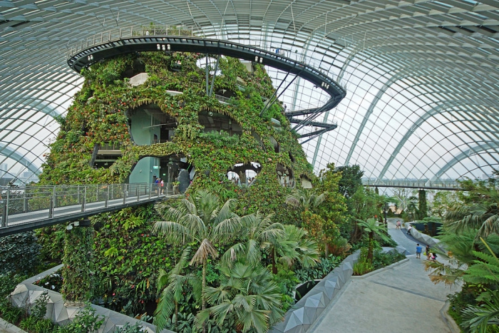 Garden By The Bay Aircon solaripedia | green architecture & building | projects in green