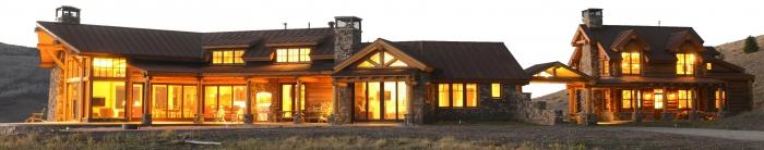 Muddy Creek Retreat by Bercovitz Design Architects