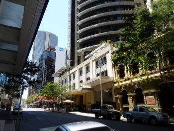FKP Building in Downtown Brisbane