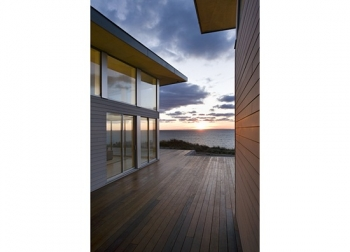 Truro Beach House Deck