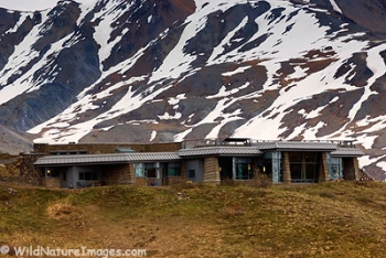 Eielson Visitor Center Denali