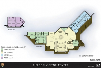 Eielson Visitor Center Denali Floor Use Plan