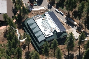 Tahoe Center Aerial Small