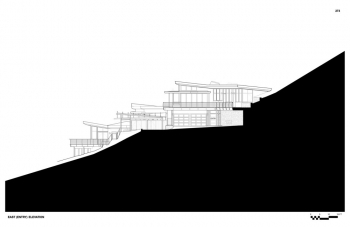 Mill Valley East Elevation Dwg