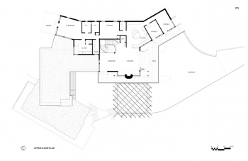 Mill Valley Upper Floor Plan