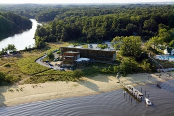 Chesapeake Bay Foundation Aerial