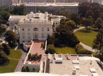 White House West 1980 with Solar