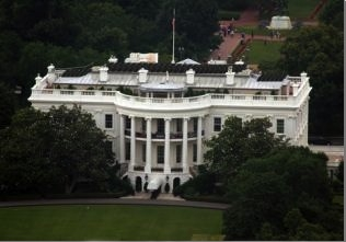 White House Imagined Solar