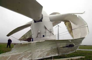 Wind Turbine Failure