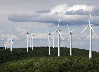 Stetson Wind Farm (Maine)