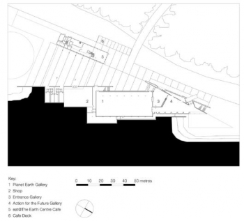 Earth Centre Site Drawing