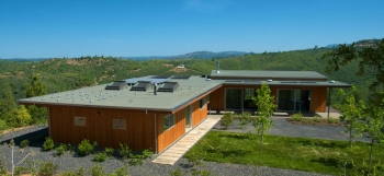 California Off-Grid Roof