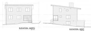 Blue House Elevations