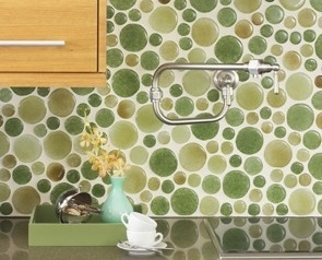 Bedrock Recycled Glass Tile