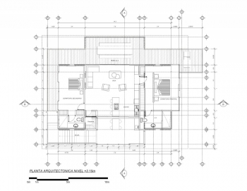 ISEAMI Costa Rican Villa Second Floor Plan