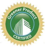 Greener Product Certified Seal