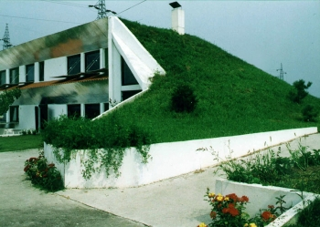 Eko Kuca Vegetated Roof