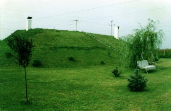 Eko Kuca Vegetated Roof Berm