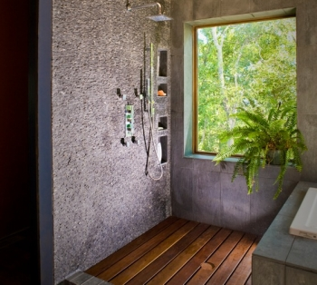 Hemp Home Shower