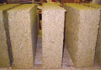 Hemcrete Building Blocks