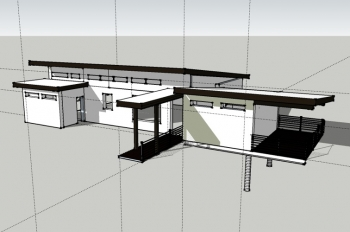 Hemp House Rendering
