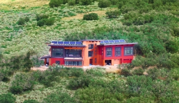 Sungazing House Aerial2