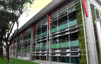 Energy Building Singapore Pictures on Singapore S First Zero Energy Building    2011 Building And