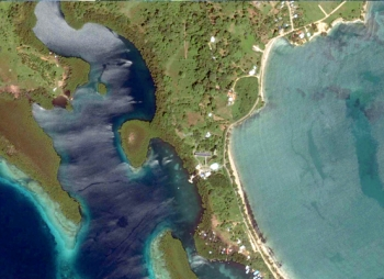 STRI Satellite Image