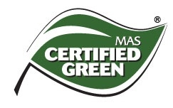 MAS Green Certified Logo