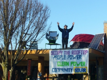 Edmonds WA Community Solar Promotion