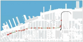 Highline Park Map