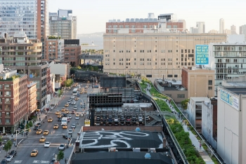 Highline Park from West 23rd