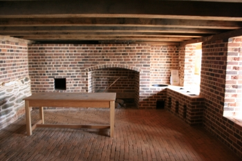 Poplar Forest Kitchen