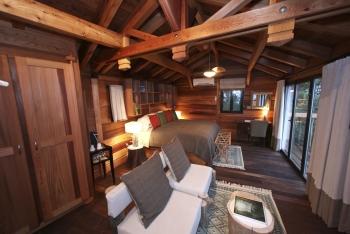 treehouse masters interior