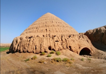 Ancient Ice House of Iran 17th Century