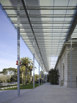California Academy of Sciences Solar Canopy (USA)