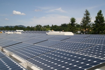 Traditional Medicinals Solar Power Project (California, USA)